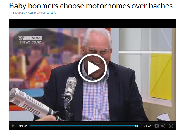Bruce Bochore-NZMCA-interview-3news-Dethleffs-Motorhomes-New-Zealand